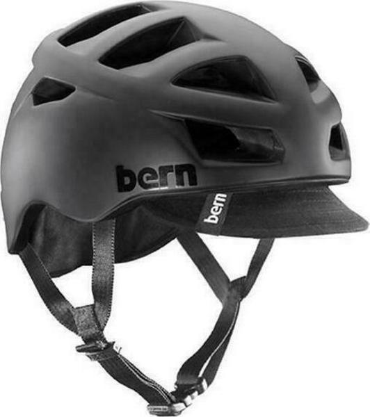 Bern Allston bicycle helmet