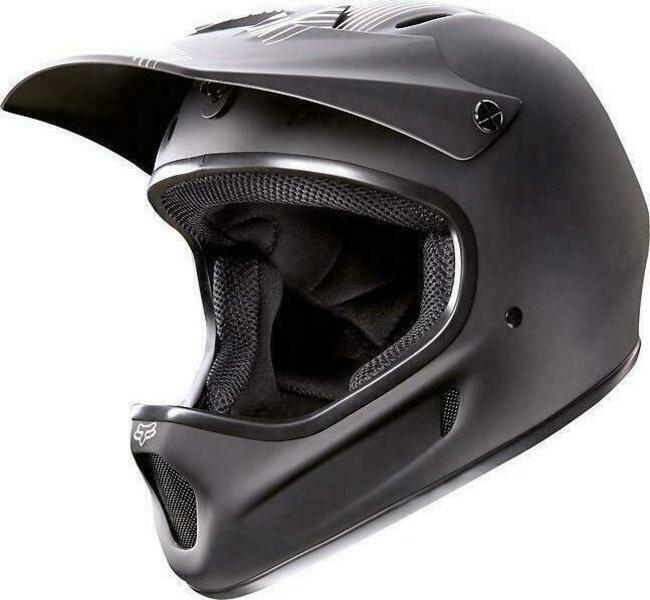 Fox Rampage bicycle helmet