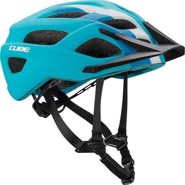 Cube Pro bicycle helmet