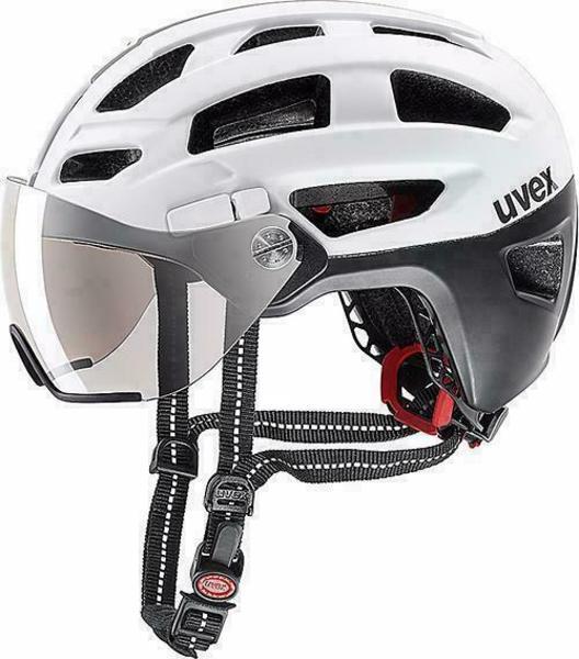 Uvex Finale Visor bicycle helmet