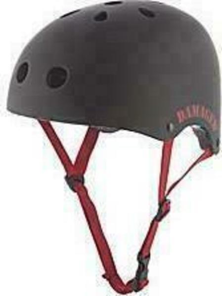 Damaged Reax Bicycle Helmet