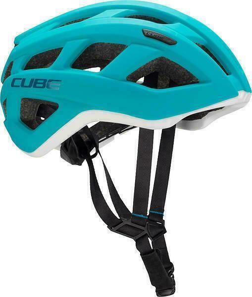Cube Road Race bicycle helmet