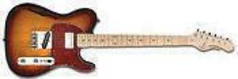 G&L Tribute ASAT Classic Bluesboy Semi-Hollow (HB) Gitara elektryczna