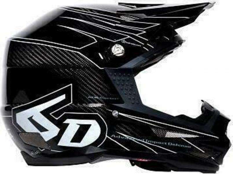 6D Helmets ATB-1 Carbon Attack Bicycle Helmet