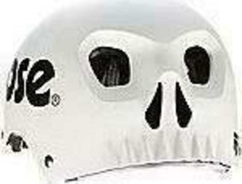 Mongoose Skull bicycle helmet