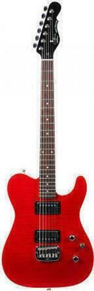 G&L Tribute ASAT Deluxe Carved Top Gitara elektryczna