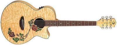 Luna Guitars Flora Rose (CE)