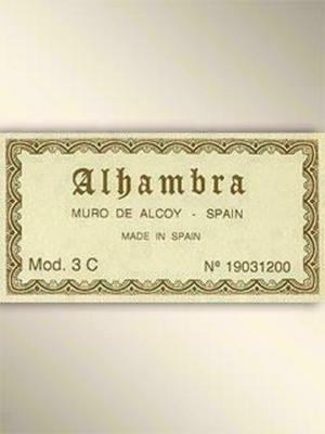 Alhambra Classic 3C