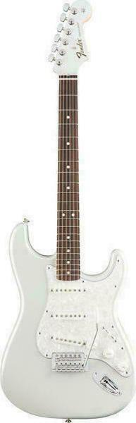 Fender Special Edition White Opal Sparkle Stratocaster Gitara elektryczna