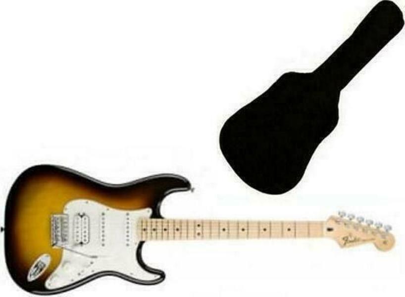 Fender Standard Stratocaster Fat Gitara elektryczna