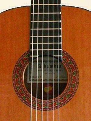 Alhambra Classic 4P Acoustic Guitar