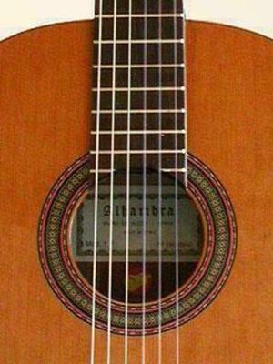 Alhambra Classic 1C Acoustic Guitar