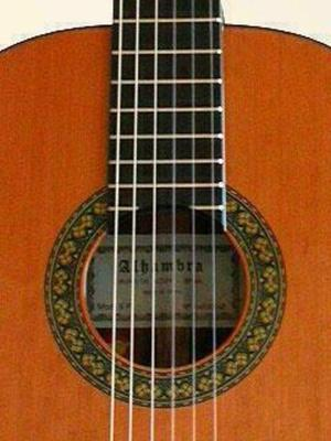Alhambra Classic 5P Acoustic Guitar