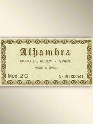 Alhambra Classic 2C