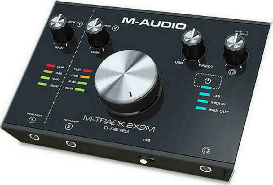 M-Audio M-Track 2X2M Sound Card