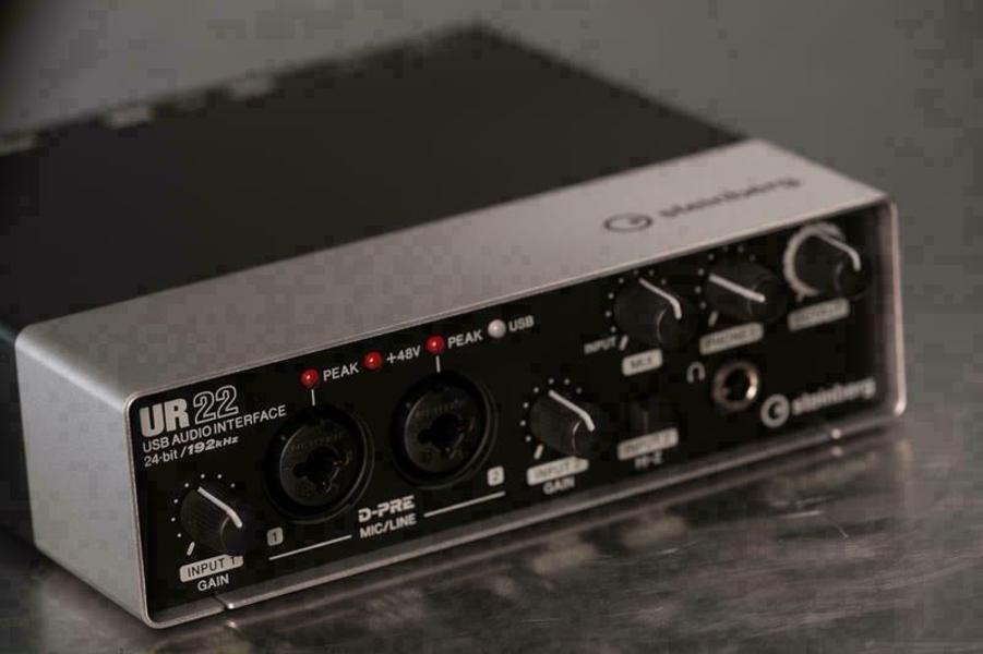 Steinberg UR22 Sound Card