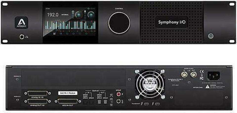 Apogee Symphony I/O 8x8 MK2 Sound Card