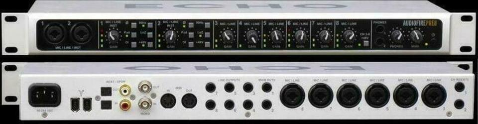 Echo AudioFire Pre 8