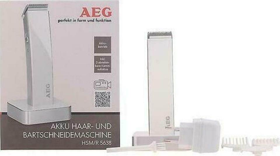 AEG HSM/R 5638 hair trimmer