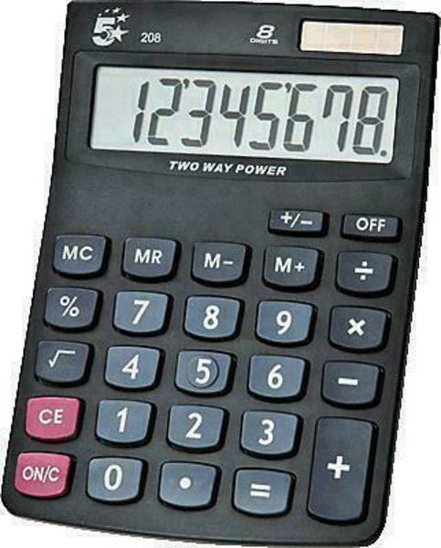5 Star 208 Calculator