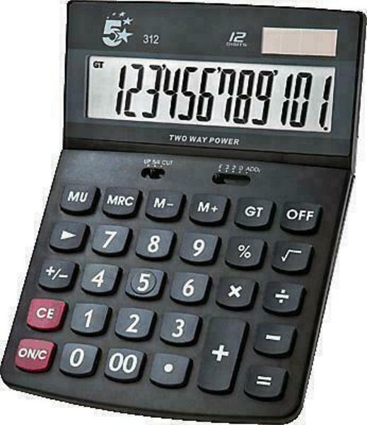 5 Star 312 Calculator