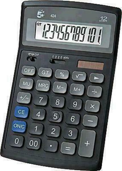 5 Star 424 Calculator