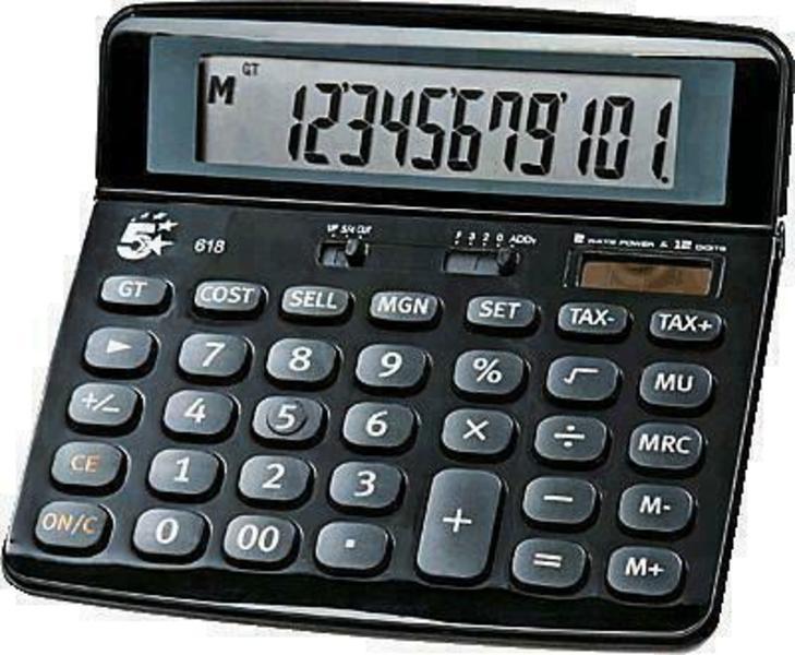 5 Star 618 Calculator