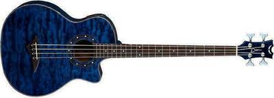 Dean Exotica Quilt Ash Bass (CE) Acoustic Guitar