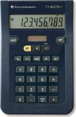 Texas Instruments TI-EC5+ Calculator