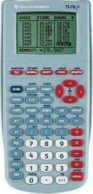 Texas Instruments TI-76 FR Calculator
