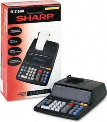 Sharp EL-2196BL