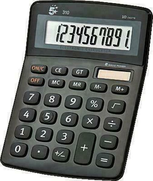 5 Star 310 Calculator