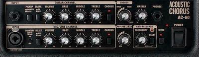 Roland AC-60 Guitar Amplifier