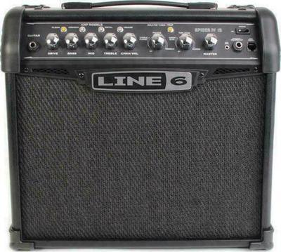 Line 6 Spider IV 15 Guitar Amplifier