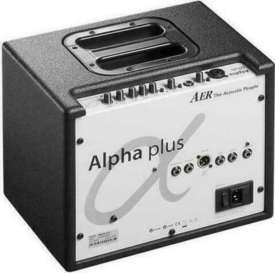 AER Acoustic Entry Alpha Plus Guitar Amplifier