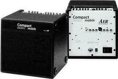 AER Acoustic Standard Compact Mobile Guitar Amplifier