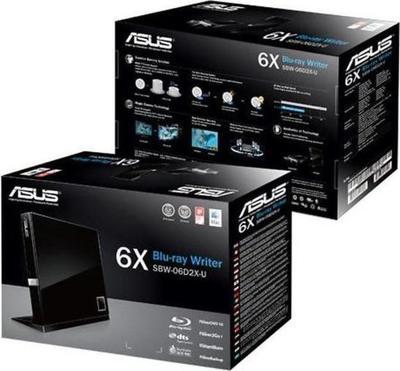 Asus SBW-06D2X-U Optical Drive