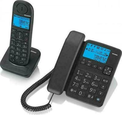 Brondi Bravo Plus Duo Cordless Phone