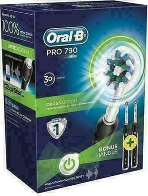 Oral-B Pro 790 CrossAction Duo Electric Toothbrush