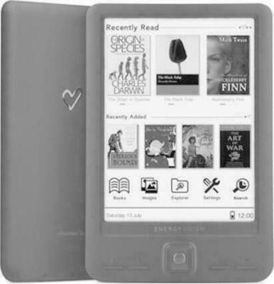 Energy Sistem eReader Screenlight eBook Reader