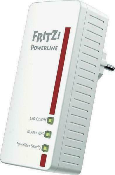 AVM Fritz! Powerline 540E Adapter
