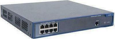 HP A3000-8G-PoE+ (JD444A) Switch