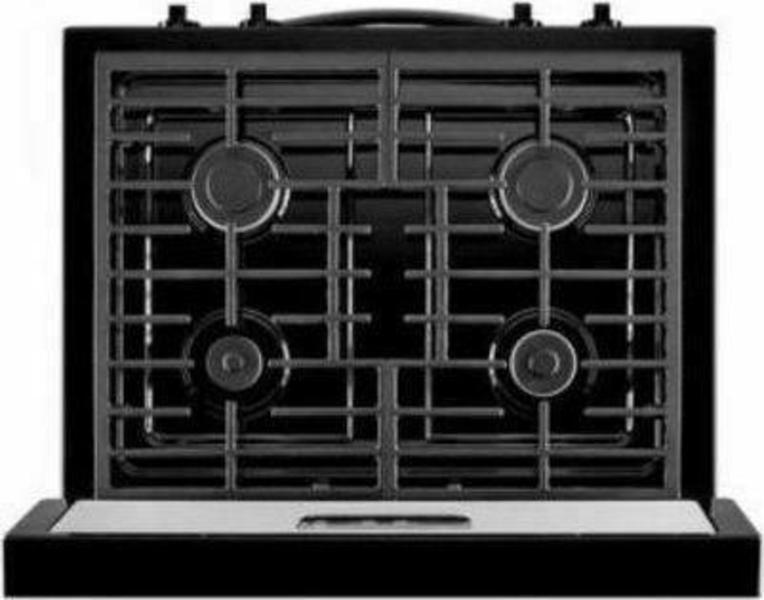 Whirlpool WFG320M0BS range