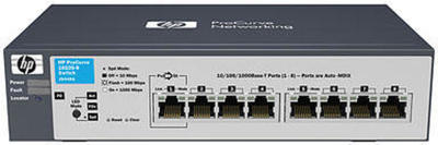 HP ProCurve 1810G-8 (J9449A)