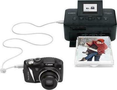 Canon Selphy CP800 Fotodrucker