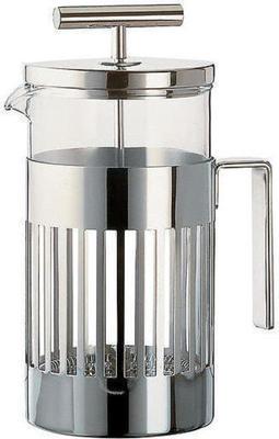 ALESSI Press Filter Coffee Maker 3 Cups