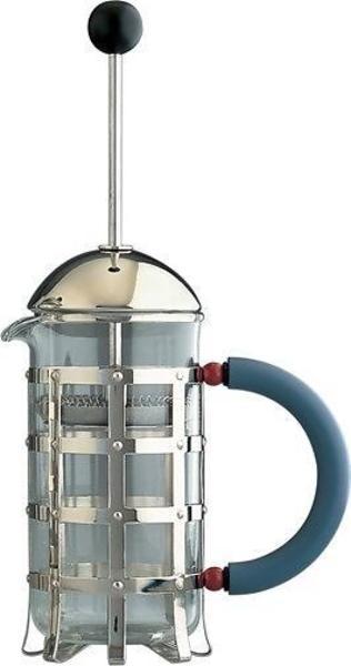 ALESSI Press Filter Coffee Maker MGPF 3 Tasses