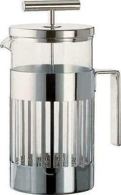 ALESSI Press Filter Coffee Maker 8 Cups