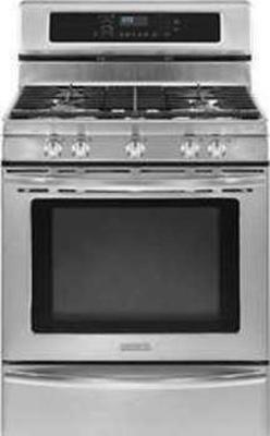 KitchenAid KGRS807SSS Range