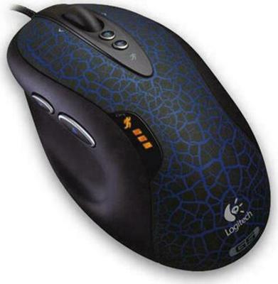 Logitech G5 Laser Mouse V2 Mysz